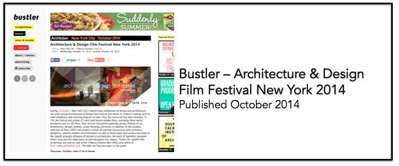 Bustler Oct 14