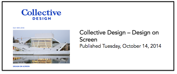 Collective Design 14 Oct