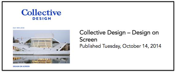 Collective Design 14 Oct