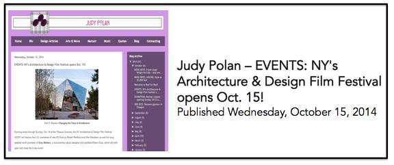 Judy Polan 15 Oct