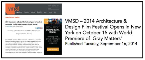 VMSD 16 Sept